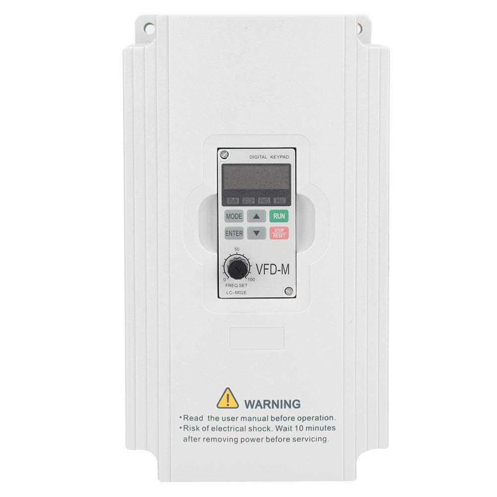 3-Phase AC Motor Drive,380V Inverter PAM Output Voltage Variable Frequency Drive Inverter(0.75KW Inverter) by Xinwoer