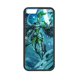iPhone 6 Plus 5.5 Inch Cell Phone Case Black Kayle Custom DSANSAVDH3797