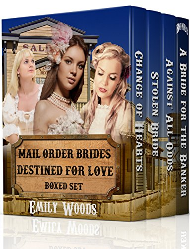 Mail Order Brides: Destined for Love Boxed Set (English Edition)