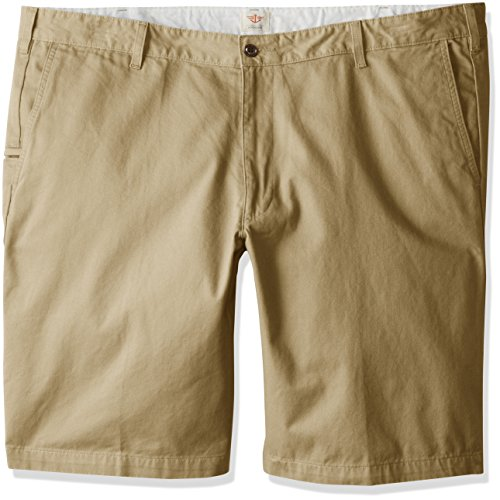 dockers-mens-big-and-tall-perfect-flat-front-short-sand-dune-stretch-46w