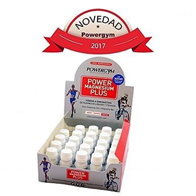 Power Magnesium Plus Expositor 30 viales (Magnesio liquido) Suplemento y nutrición deportiva: Amazon.es: Alimentación y bebidas