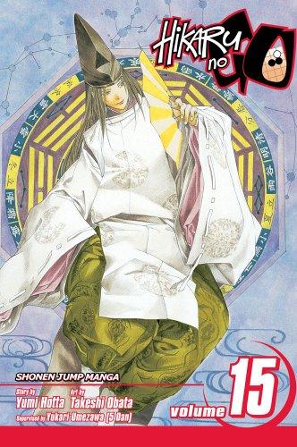 Hikaru no Go, Volume 15