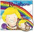 Mrs Rainbow (with audio CD)