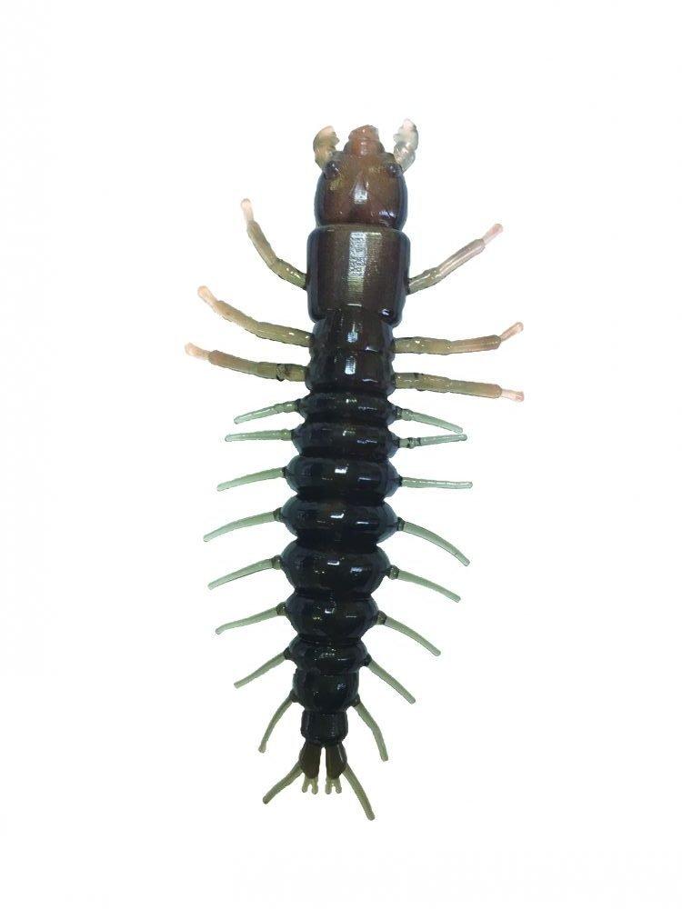 Nikko Zaza hellgrammite Artificial Fishing baits Natural