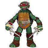 """Teenage Mutant Ninja Turtles 11"""" Raphael Infrared Talking Turtles Figure"""