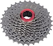 Bike Freewheel 9 Speed Cassette 11-32t Wide Ratio Mountain Bicycle Sprocket Replacement Equipment Silver