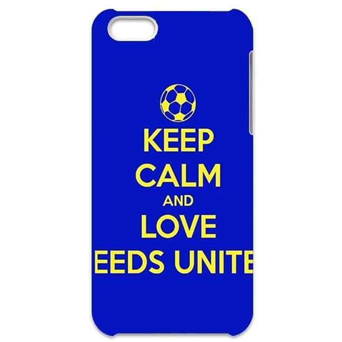 Diy Sfondo Blu Keep Calm And Support Leeds United Citazione Per
