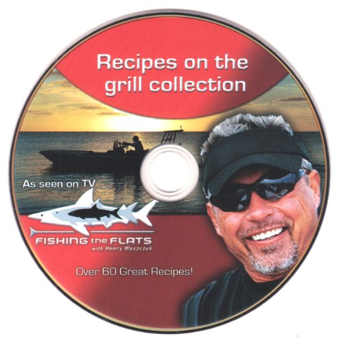 """AFTCO Flexible Lanyard, """"Fishing The Flats"""" Grill Cooking DVD - Pro Bundle"""