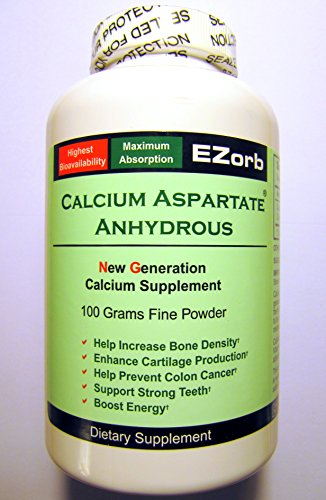 Ezorb Calcium 100g Powder for Bone, Joint, Muscle ()