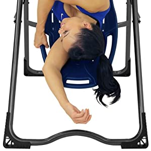 "Teeter EP-960 LTD Inversion Table - 300 lbs, 4'8"" - 6'6"""