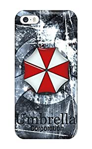 For Iphone Case, High Quality Resident Evil For Iphone 5/5s Cover Cases