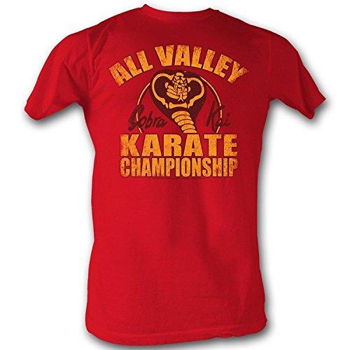 Karate Kid - New Cobra Kai T-Shirt Size XXL