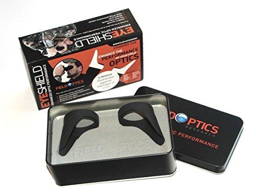 Field Optics Binocular Optical Hardware Eyeshield Standard Size 36-45mm 1x Pair B005