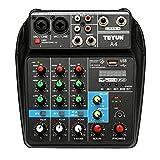 docooler Powered Audio Mixers