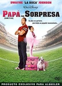 Papá por sorpresa (The game plan) [DVD]