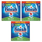 Finish All In 1 Powerball Dishwasher Detergent