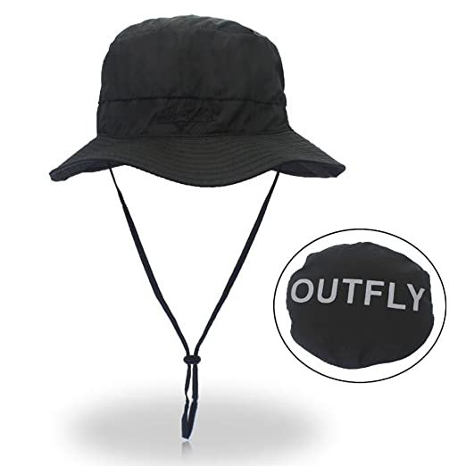 87d7c2fd80331 Foldable Design Sun Hat Wide Brim Bucket Hat Lightweight UV Protection  Fishing Hunting Hiking Camping Hat
