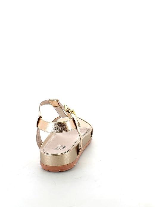 Borse Oro itScarpe Laminato Con N36Amazon Sandalo E T Rosa Bar IbfvY76gym