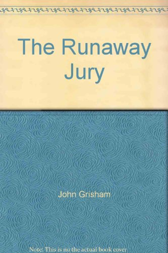 an analysis of the runaway jury by josh grisham Find and save ideas about the runaway jury on pinterest | see more ideas about john grisham books, john grisham and best john grisham books.