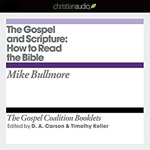 The Gospel and Scripture Hörbuch