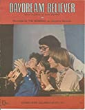 Daydream Believer As Recorded By the Monkees (Sheet Music)