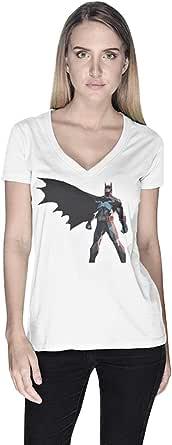 Creo Batman Super Hero T-Shirt For Women - S