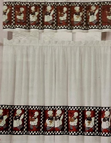 fat chef curtains - 1