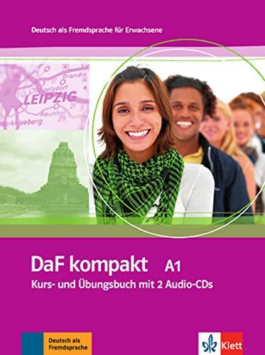 Daf Kompakt In 3 Banden: Kurs- Und Ubungsbuch A1 Mit 2 Audio-cds (german Edition)