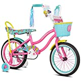 Girls 16 inch Avigo LittleMissMatched Bike