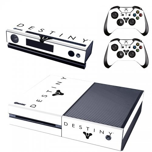 DESTINY DESIGNER SKIN PROTECTOR FOR XBOX ONE KINECT AND CONTROLLER