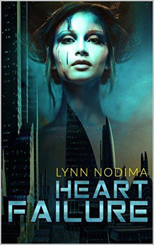 Book Cover Heart Failure by Lynn Nodima