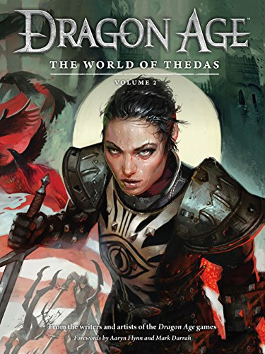 !Best Dragon Age: The World of Thedas Volume 2 D.O.C