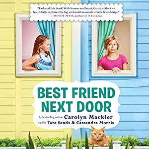 Best Friend Next Door Audiobook