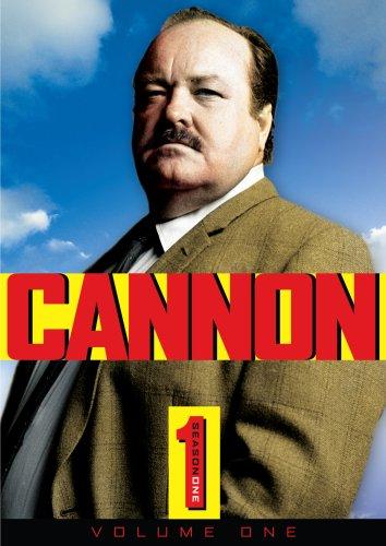 Cannon: Season 1, Volume One (Cannon Tom)