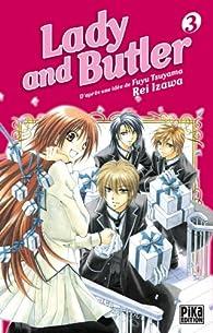 Lady and Butler, tome 3 par Rei Izawa