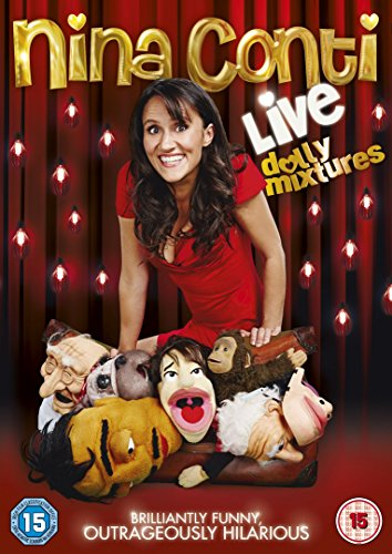 Nina Conti Dolly Mixtures DVD product image