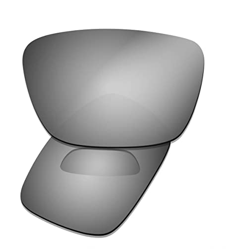 f2877f076f0 Image Unavailable. Image not available for. Color  Prizo Polarized  Replacement Lenses for Oakley Fuel Cell Sunglasses Black Iridium