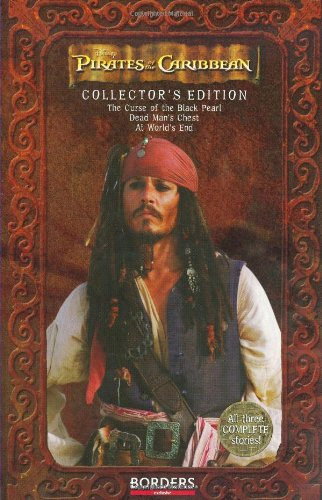 Pirates of the Caribbean Junior Novel Omnibus (Borders custom -