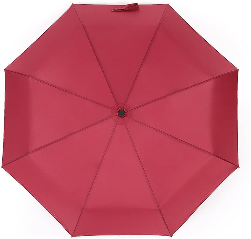 WITERY Auto Open Close Large Compact Ultra-Slim Travel Blizzard-Proof Windproof Business Umbrella