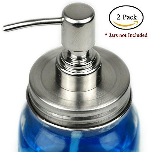 mason jar pump dispenser - 7
