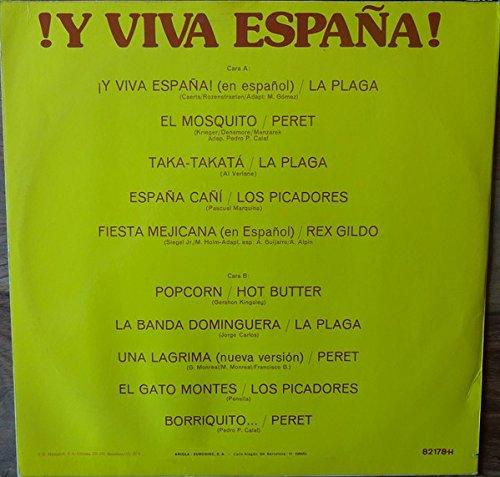 Y Viva Espana!: Various: Amazon.es: Música