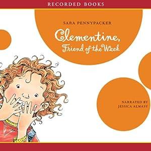 Clementine, Friend of the Week Audiobook