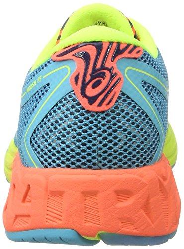 Zapatillas aquarium Adulto Deporte Asics Safety Ff Yellow Unisex Noosa Azul Coral De Flash 81nEfq