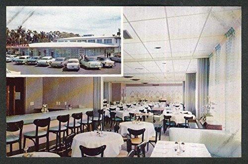 Edison Cafeteria Lamplighter Restaurant Lounge Fort Myers