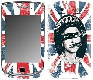 MusicSkins, MS-SXP30199, Sex Pistols - God Save The Queen, BlackBerry Torch (9800), Skin