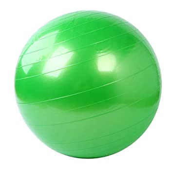 CRSM 55Cm Glossy Fitness Ball Pelota De Yoga Sports Yoga ...