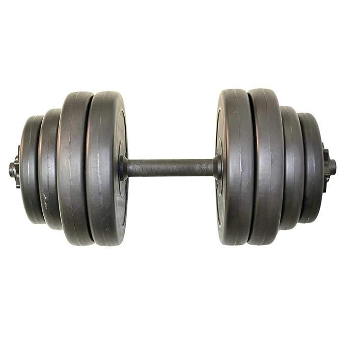 Focus Fitness - Juego de Mancuernas Ajustables para Adultos (30 kg ...