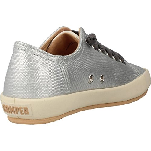 Borne Women's Fashion K200284 Sneaker Camper Grey 1 wRqvFq5