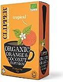 Clipper Organic Orange & Coconut 20 Bag