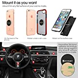 Universal Magnetic Cell Phone Holder for Car ,FITFROT Upgraded 360° Magnetic Car Phone Mount for Dashboard Tablet GPS iPhone X 8 7 Plus Samsung Note 8 Galaxy S8 Plus S7 Edge and More